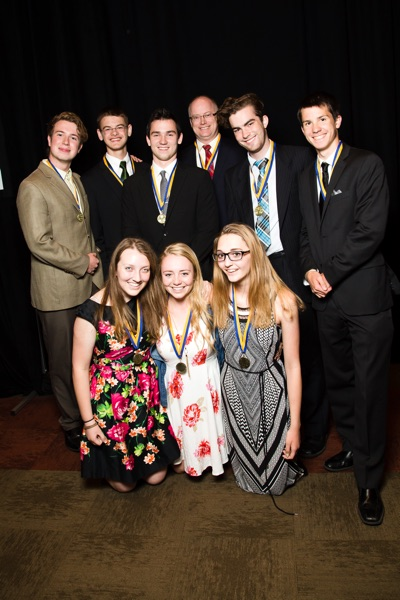 The Ambrose School A Team, 6th Place, 2016 National Mock Trial Competition