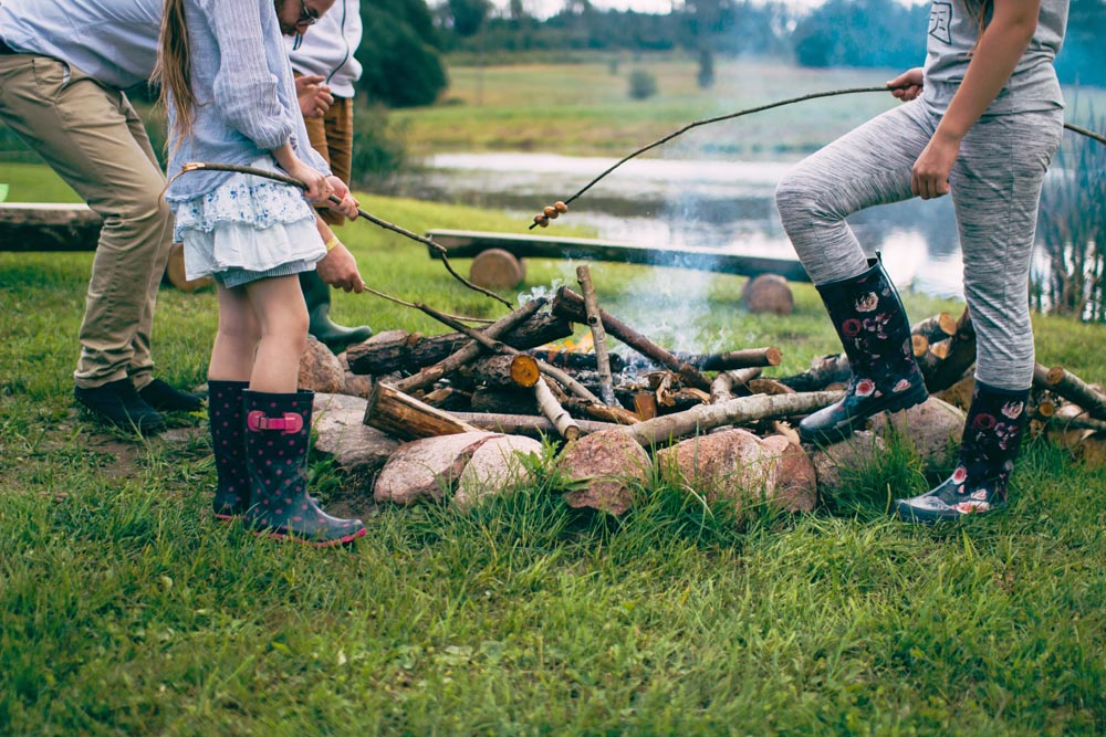 Make Summer Matter: Plan a School Campout!