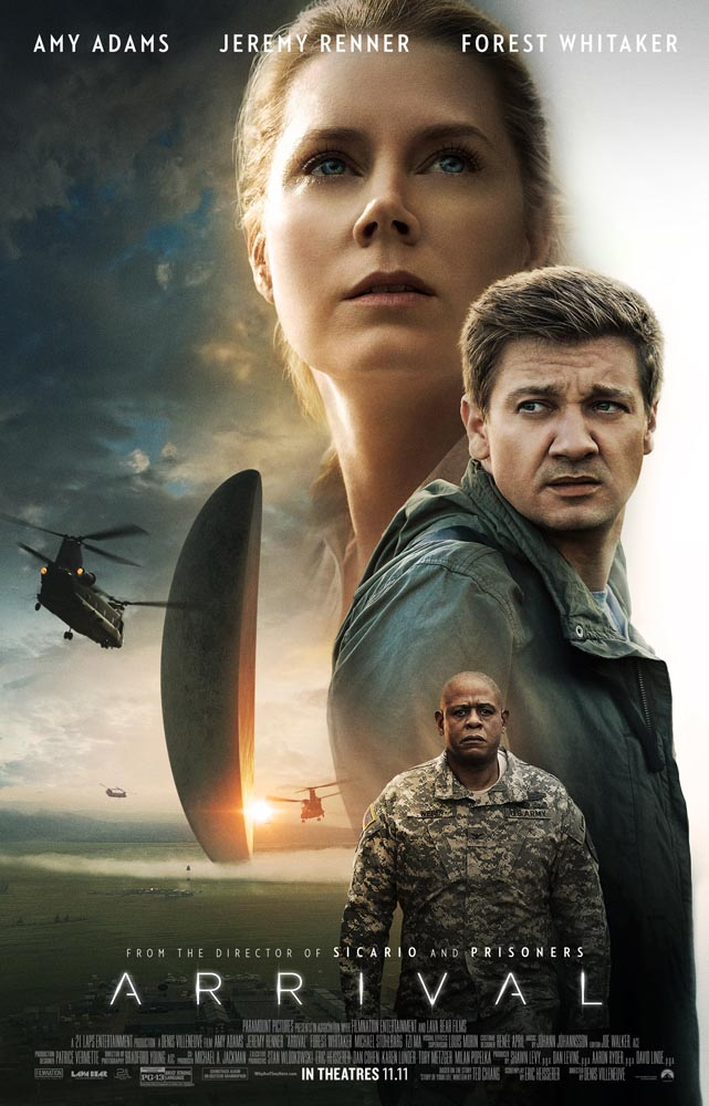 Arrival: A Movie Review