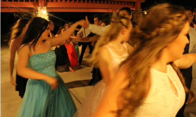 Prom vs. Protocol – Afraid of Putting on Dancing Shoes? Prom A Better Way – Dell Cook