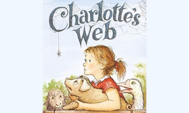"Today We Finished Reading ""Charlotte's Web"""