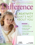 The Classical Difference Magazine Most Recent Issue