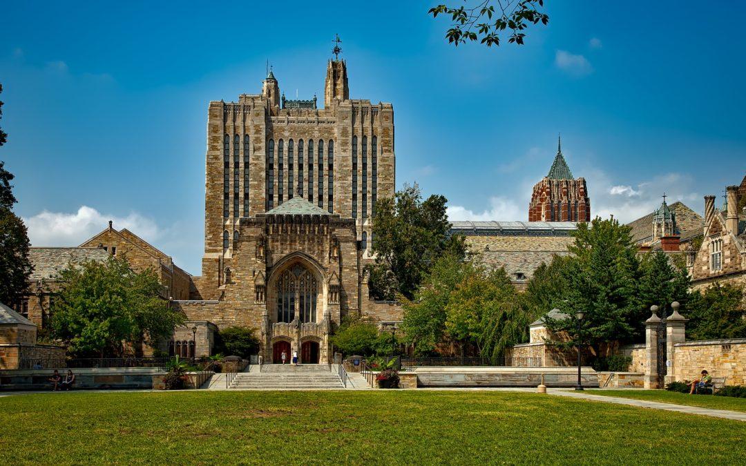 "Yale Leads the Way in Academic ""Wokeness"""
