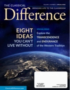 cover page classical difference magazine summer 2019 special issue
