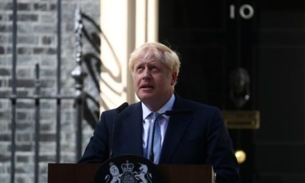 The Classical Education of Boris Johnson