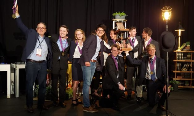 Agathos Classical School: National Mock Trial Champions