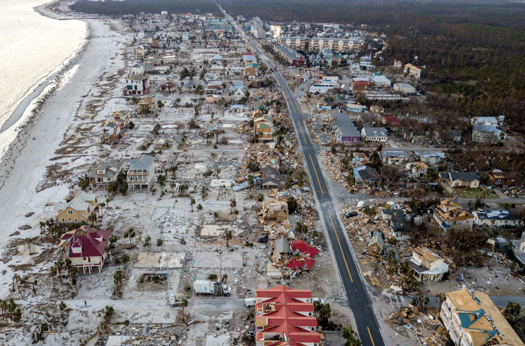 One Year Anniversary of Hurricane Michael
